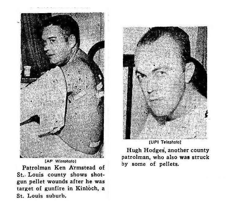 kinlock 1962, police